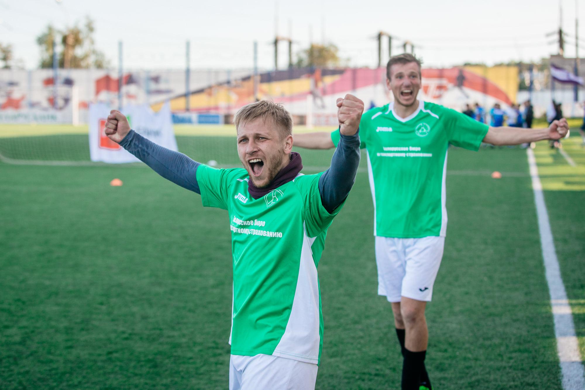 Футбольный турнир Carrier's Cup 2021: осталось 5 мест! 3