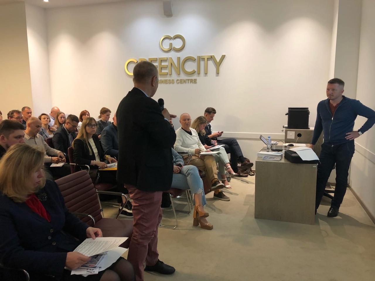 Colliers Belarus выступит на I Форуме по складской логистике в Минске (21-24.09.2021) 1