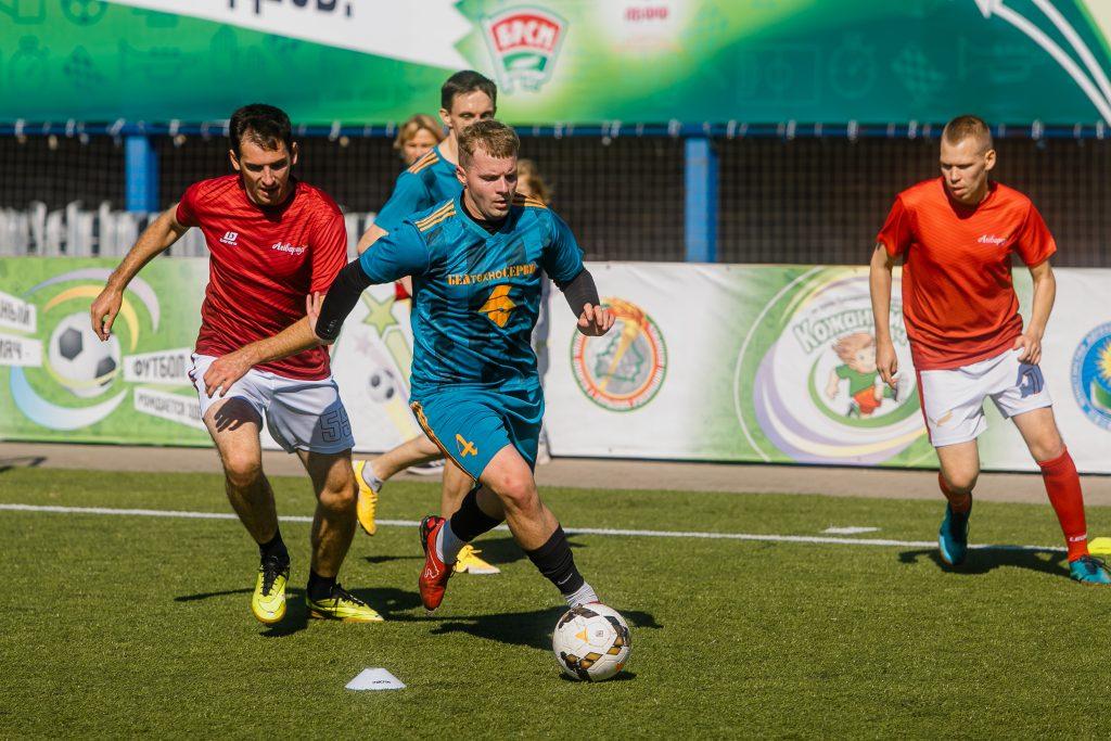 VI международный турнир по футболу Carrier's Cup 2021 завершился! 1
