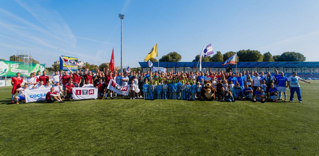 VI международный турнир по футболу Carrier's Cup 2021 завершился! 3