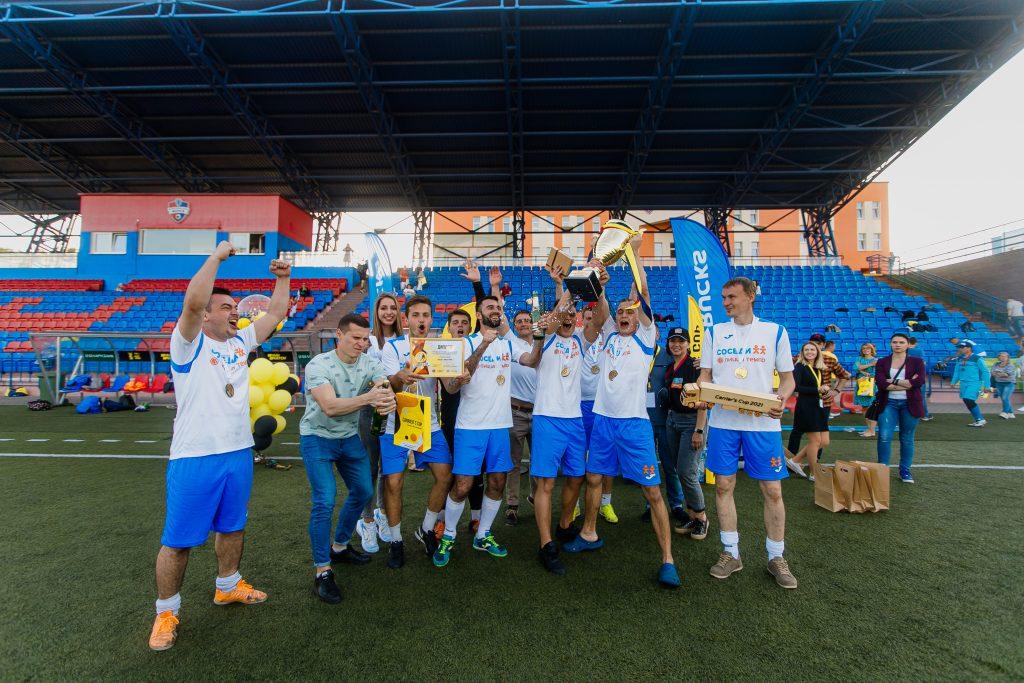 VI международный турнир по футболу Carrier's Cup 2021 завершился! 9